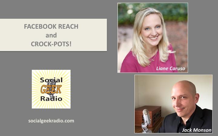 Facebook Reach and Crock-Pots!