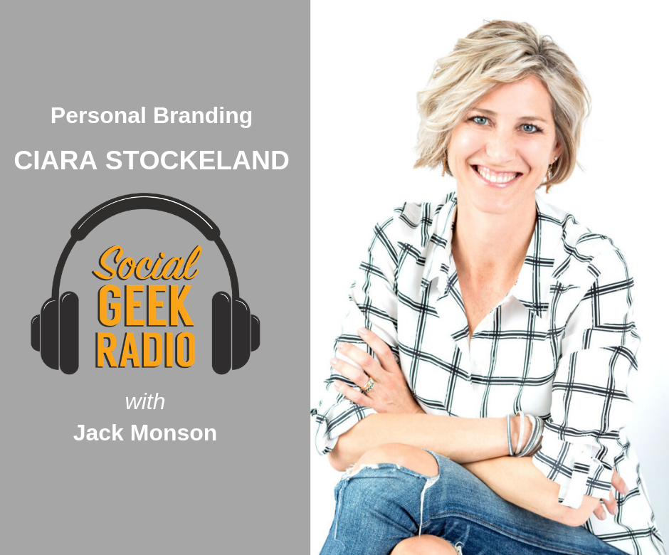 Personal Branding with Ciara Stockeland