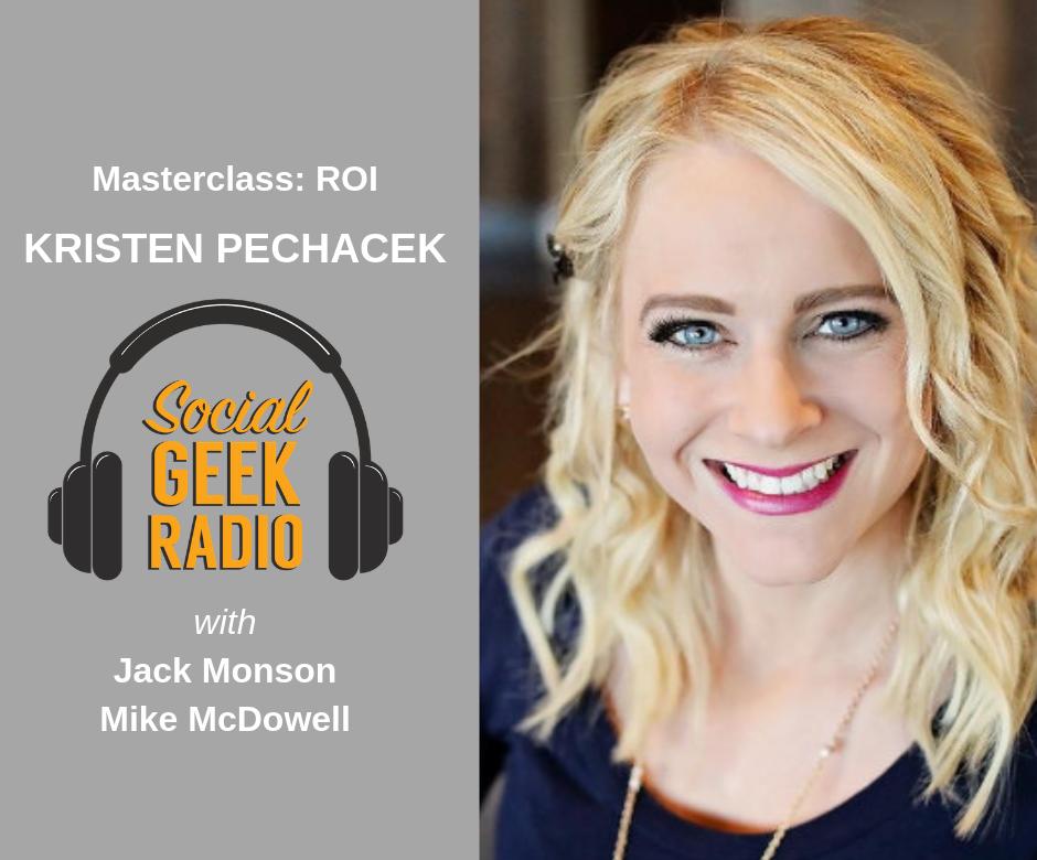 Masterclass: Digital ROI with Kristen Pechacek
