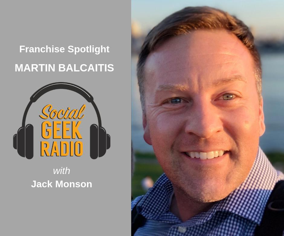 Franchise Spotlight: Martin Balcaitis