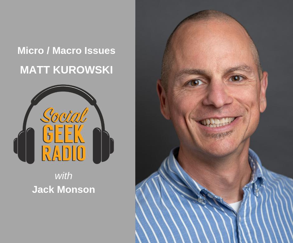 Micro / Macro Issues with Matt Kurowski