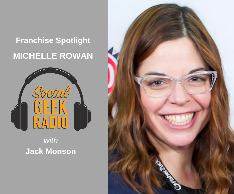 Franchise Spotlight: Michelle Rowan