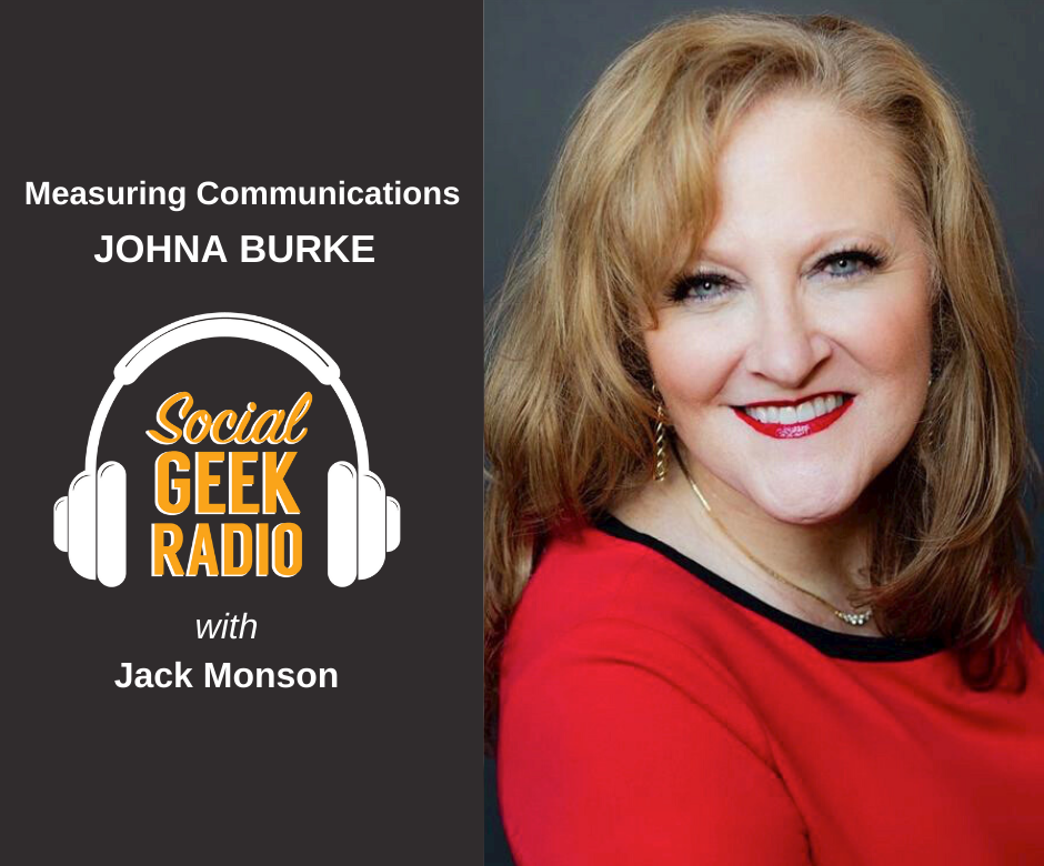 Measuring Communications with Johna Burke