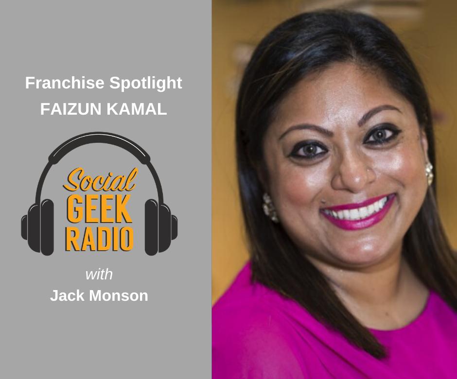 Franchise Spotlight: Faizun Kamal