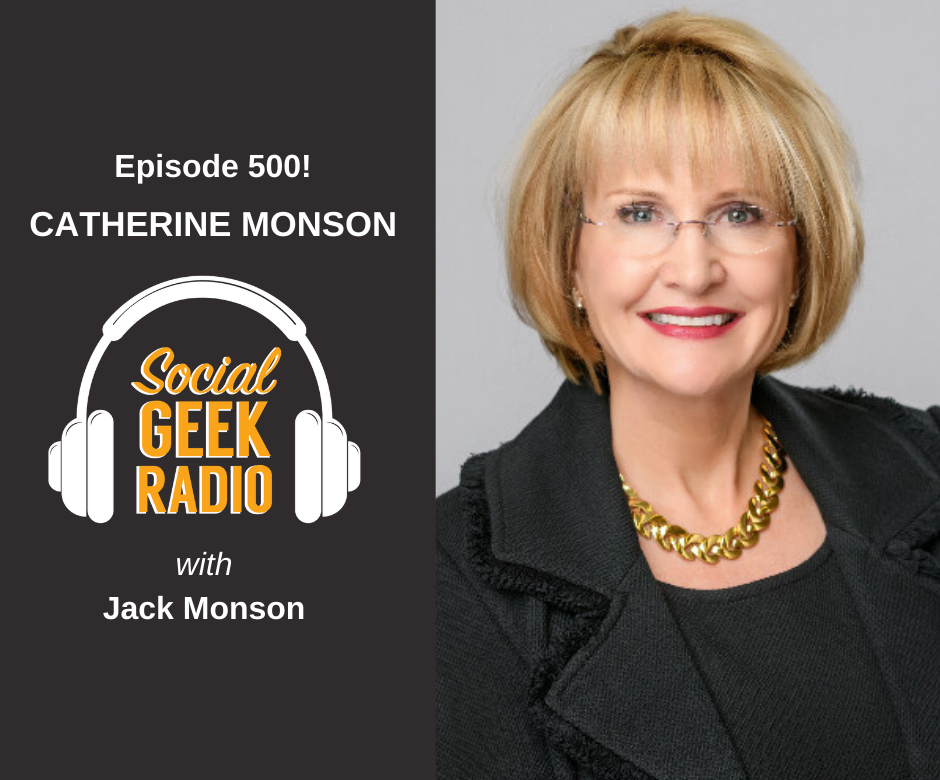 Episode 500: Catherine Monson
