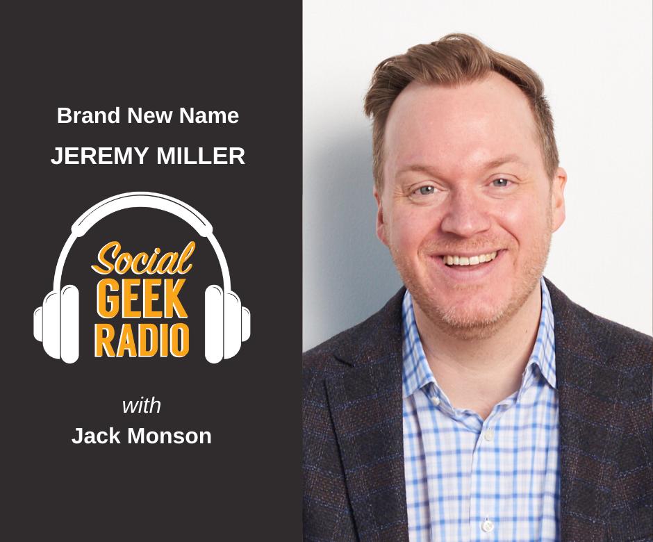 Brand New Name: Jeremy Miller