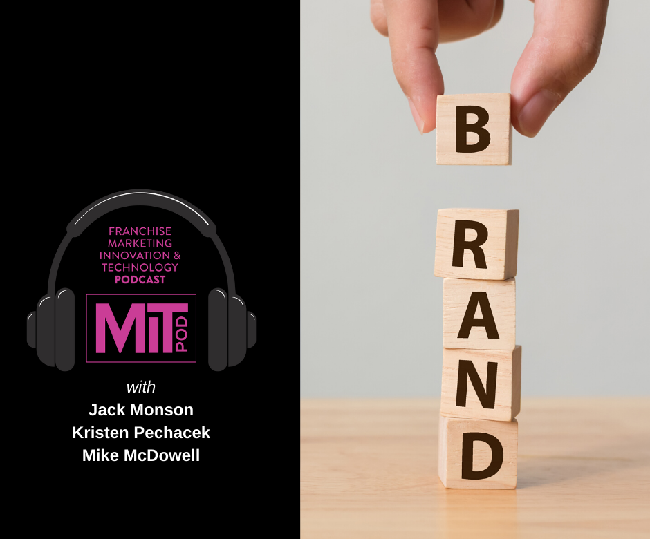 MITPod: Branding Versus Lead Generation