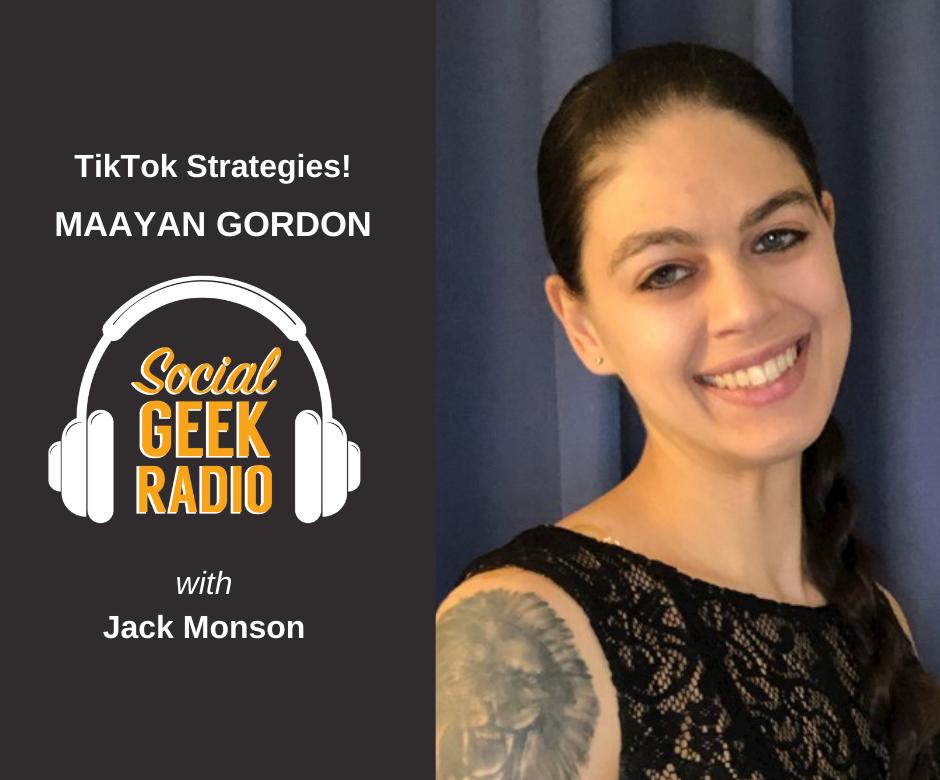 TikTok Strategies: Maayan Gordon