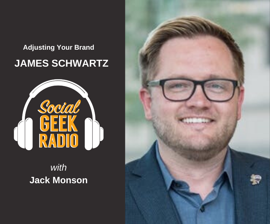 Adjusting Your Brand with James Schwartz