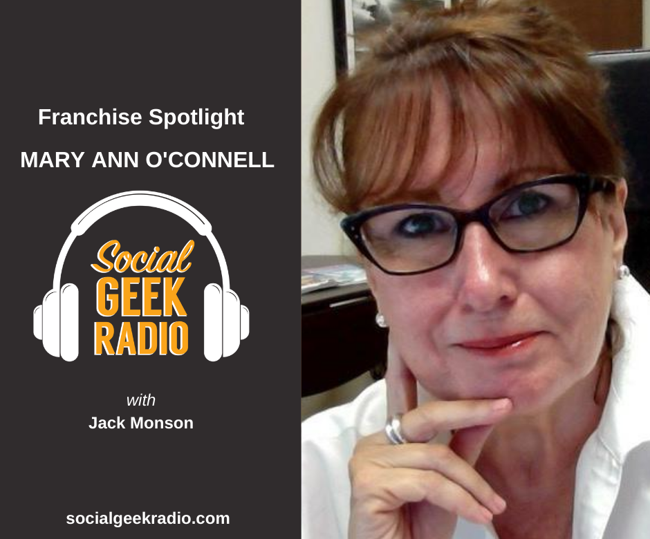 Franchise Spotlight: Mary Ann O'Connell