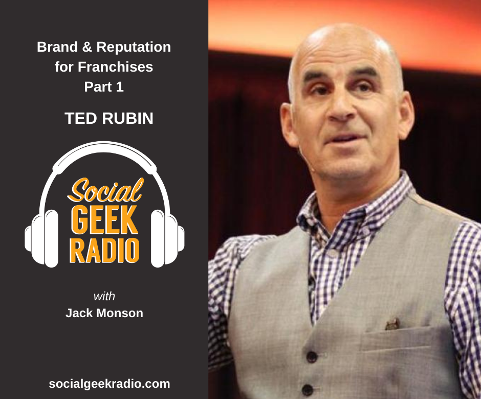 Brand and Reputation with Ted Rubin - Part 1