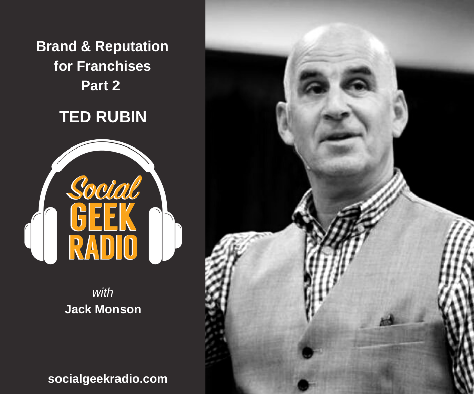 Brand and Reputation with Ted Rubin - Part 2