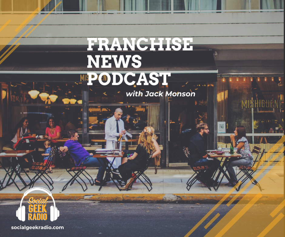 Franchise News Podcast 10.21.2020