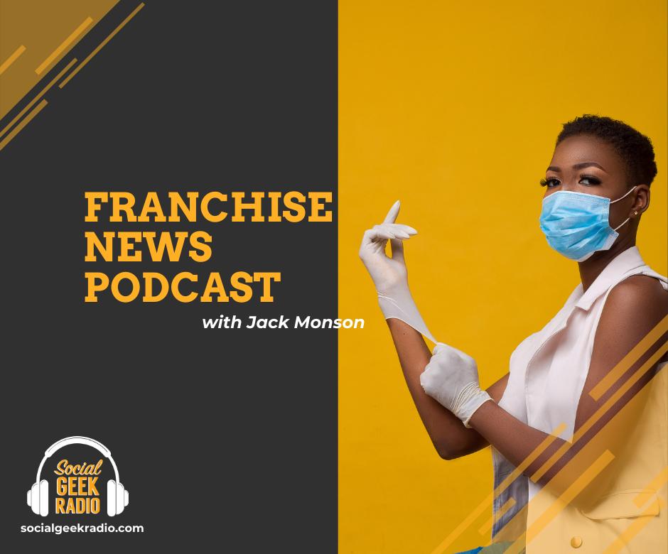 Franchise News Podcast 11.04.2020