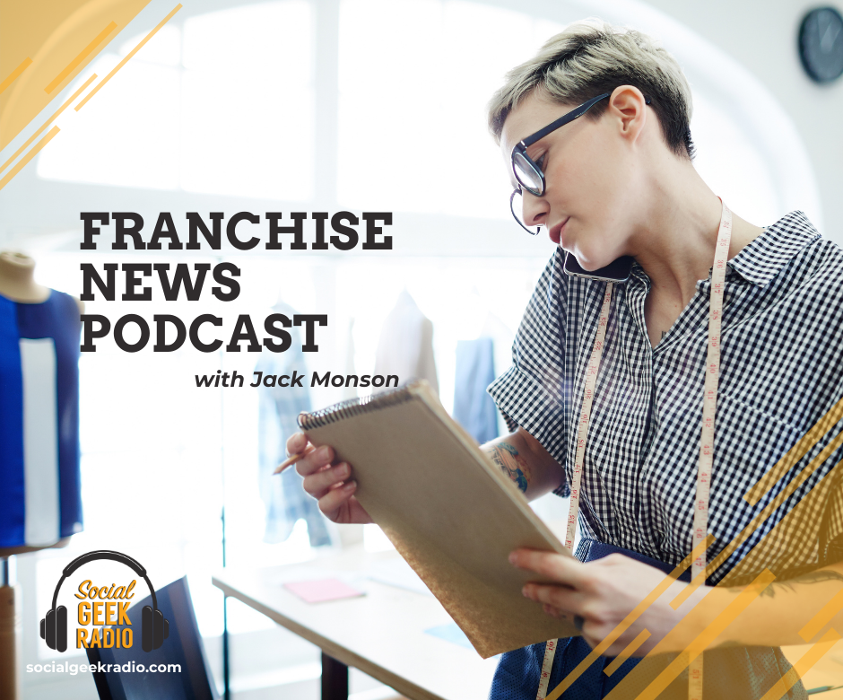 Franchise News Podcast 12.16.2020