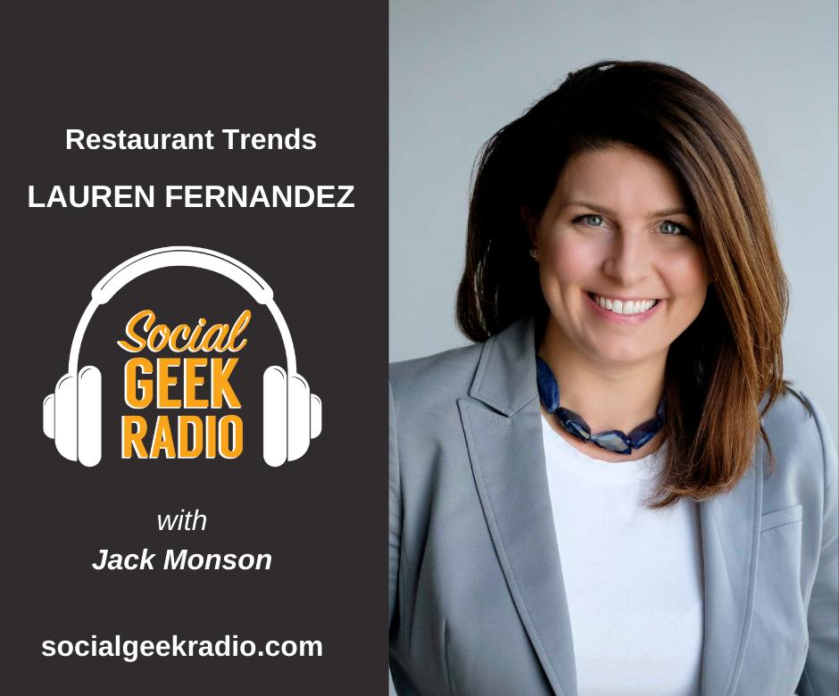 Restaurant Trends with Lauren Fernandez