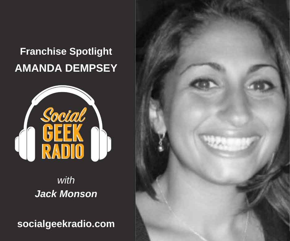 Franchise Spotlight with Amanda Dempsey