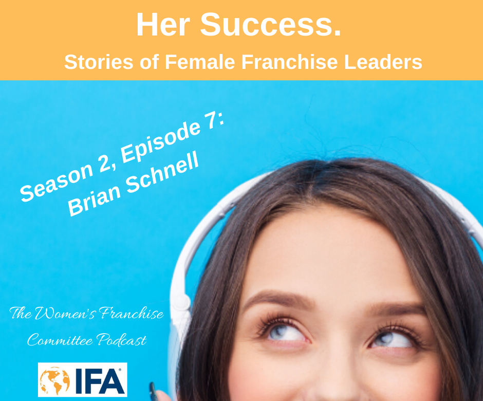Women's Franchise Committee Podcast: Brian Schnell