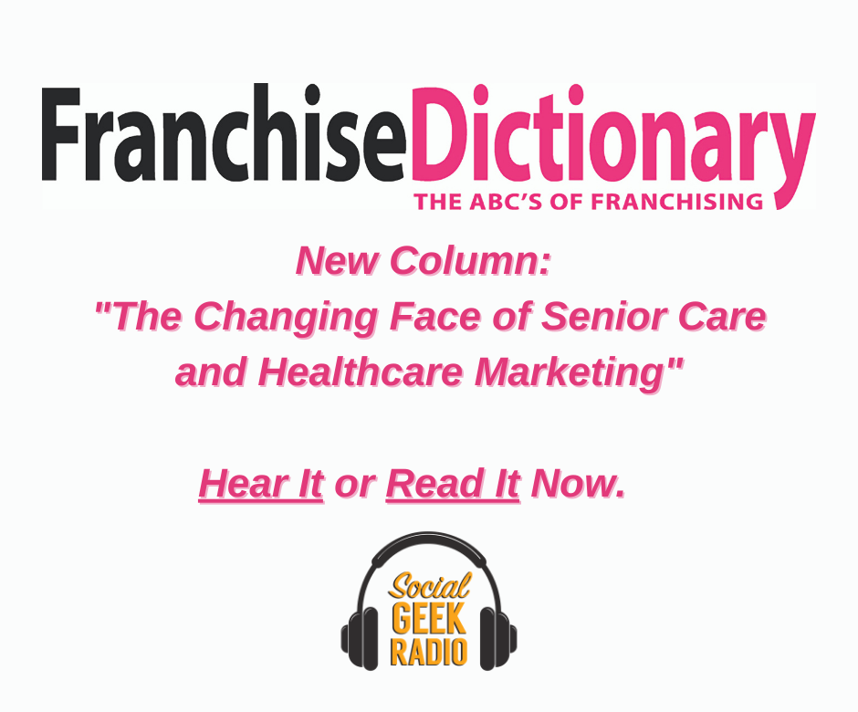 Franchise Dictionary Magazine: Senior Care and Healthcare Marketing