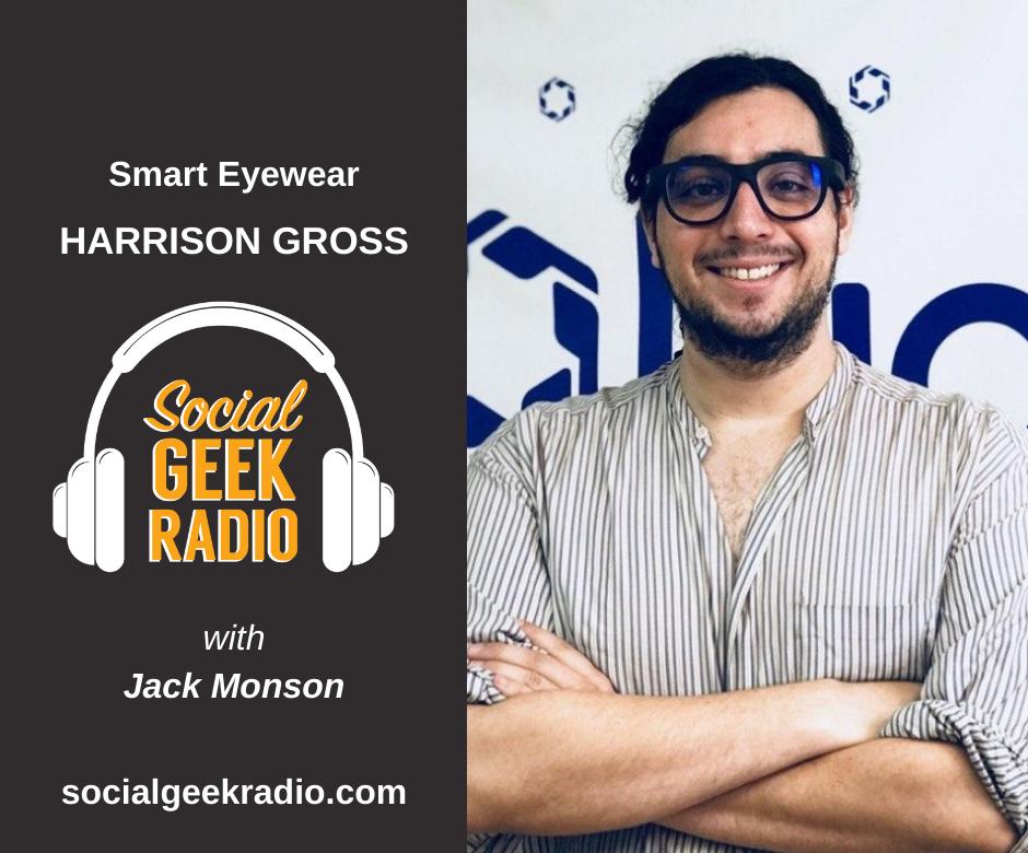 Smart Eyewear with Harrison Gross
