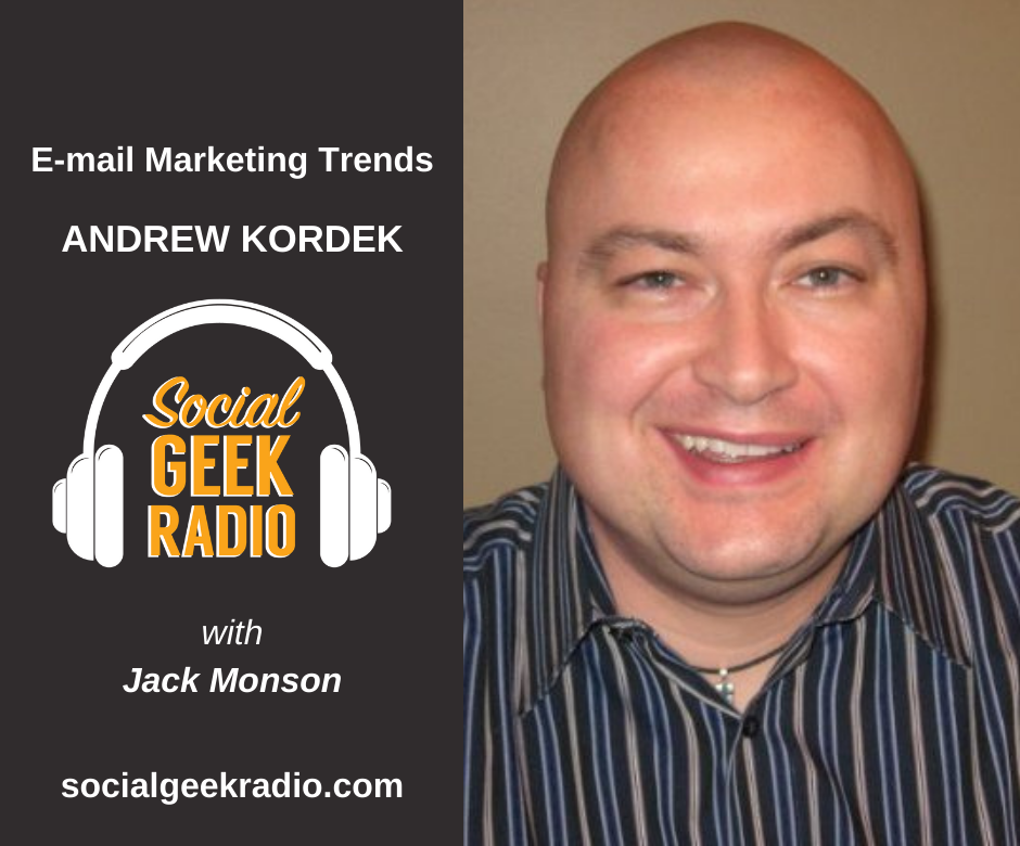 Email Marketing Trends with Andrew Kordek