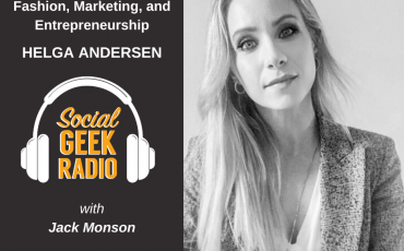 Fashion, Digital Marketing, and Personal Power with Helga Andersen