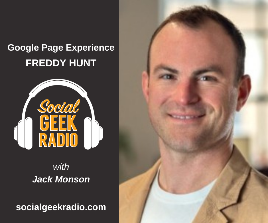 Google Page Experience with Freddy Hunt