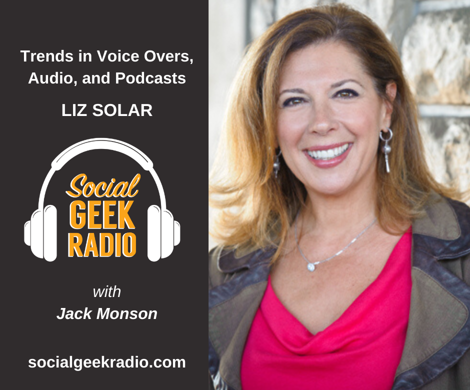 Trends in Voice Overs, Audio, and Podcasts: Liz Solar