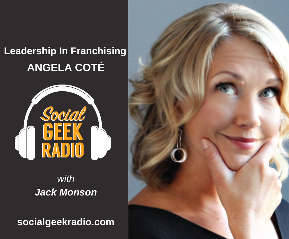 Leadership in Franchising with Angela Coté