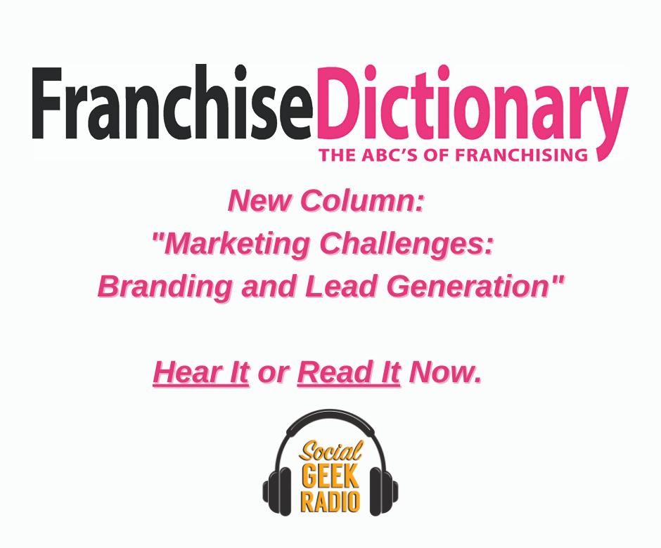 FDM: Marketing Challenges:  Branding and Lead Generation