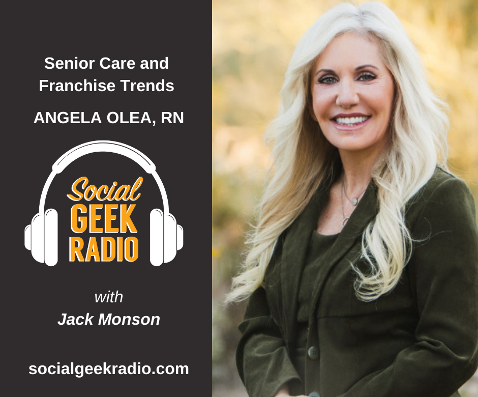 Senior Care and Franchise Trends with Angela Olea