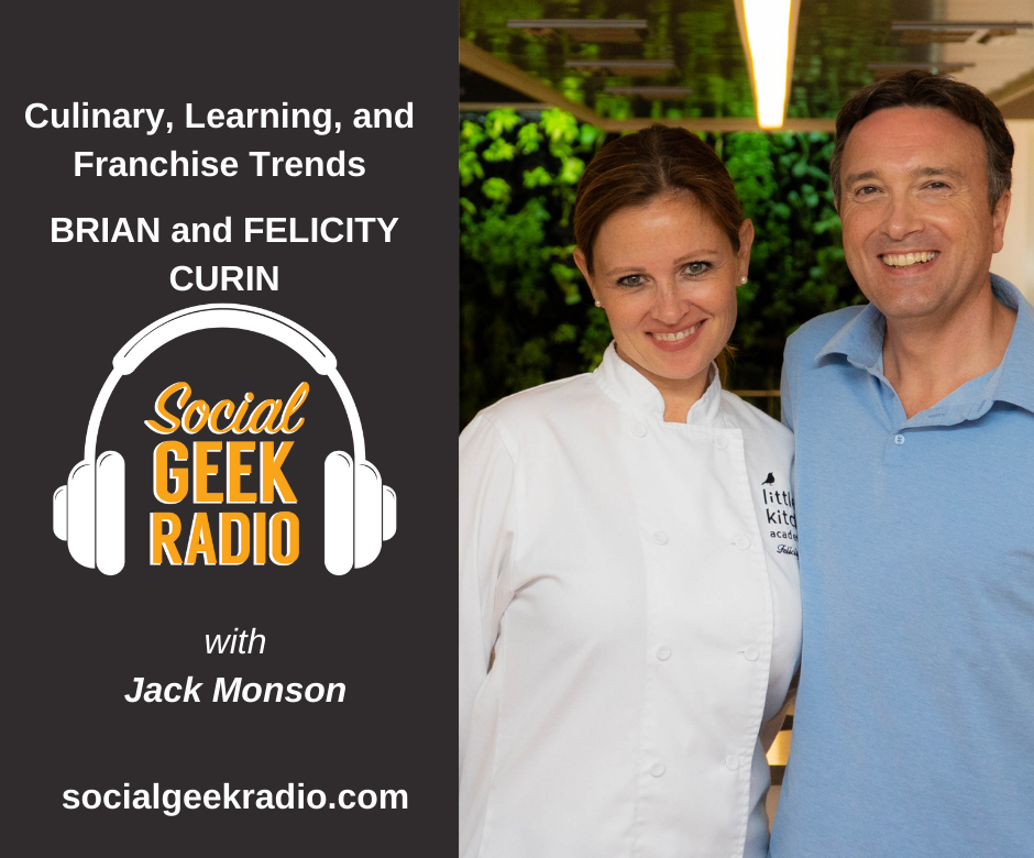 Culinary and Franchise Trends with Brian and Felicity Curin