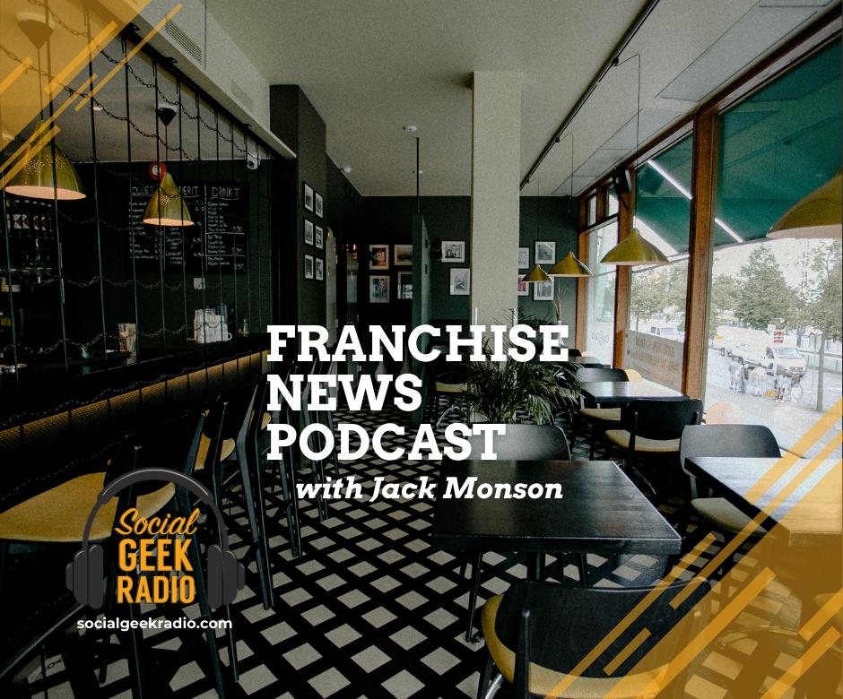 Franchise News Podcast 9.8.2021