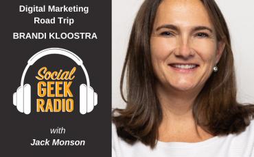 Digital Marketing Road Trip with Brandi Kloostra