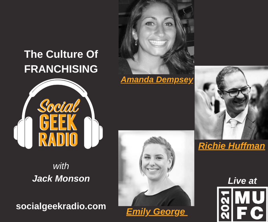 Culture of Franchising - Live in Vegas
