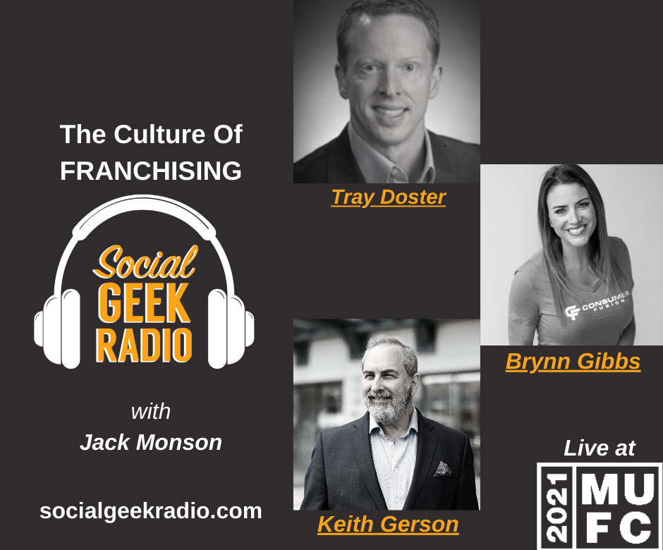 Culture of Franchising - More from Vegas!