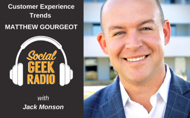 Customer Experience Trends with Matthew Gourgeot