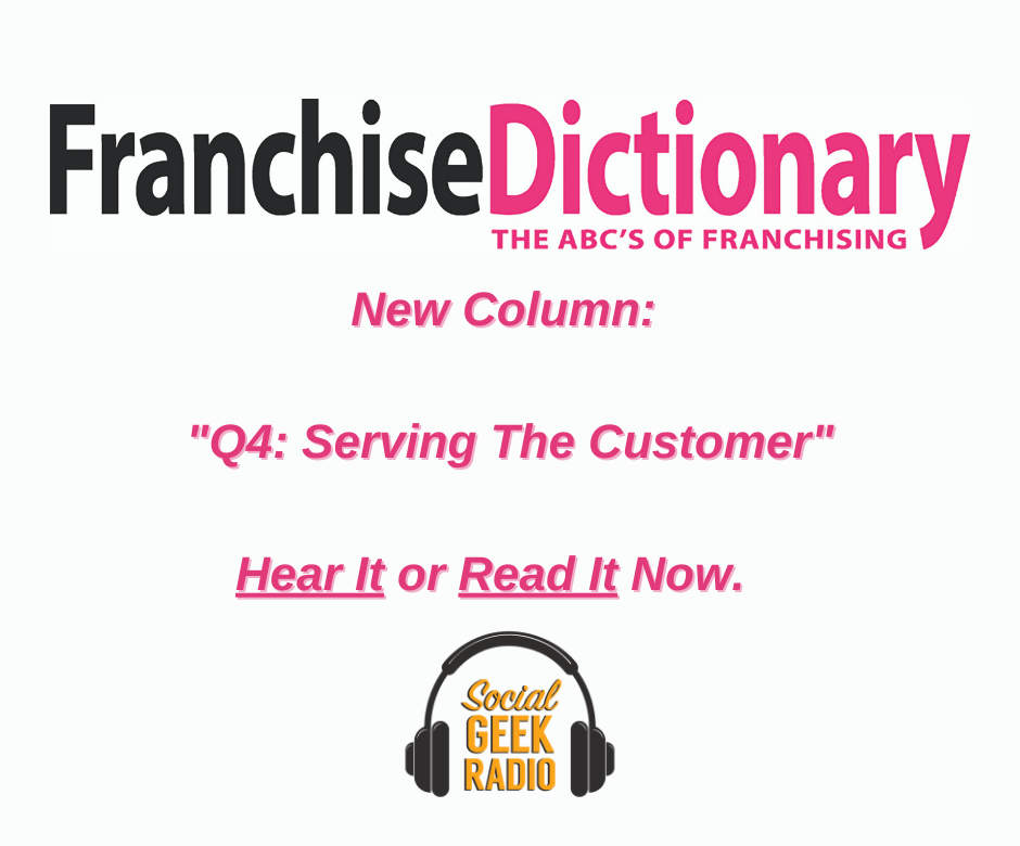 FDM: Serving the Customer