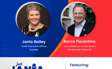 Just Jania with Guest Rocco Fiorentino